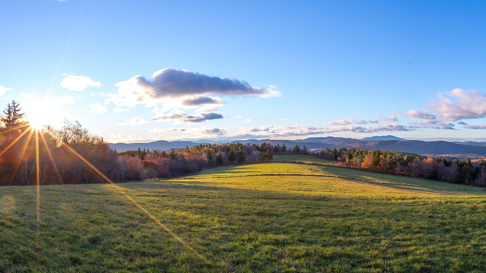 New Hampshire Scene