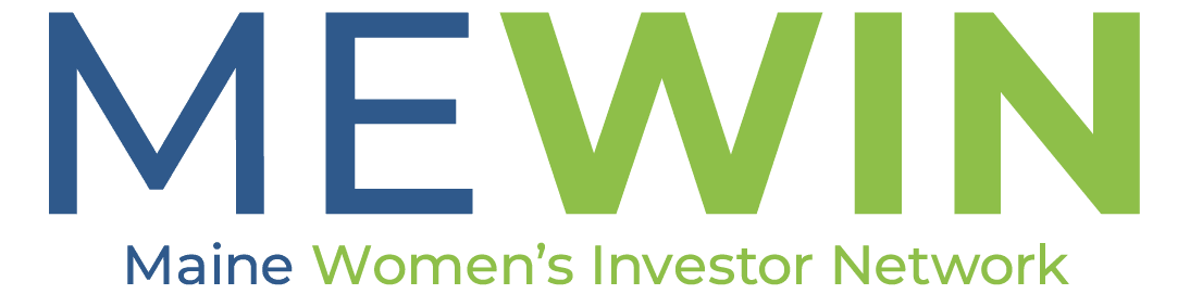 ME WIN: Maine Women's Investor Network logo