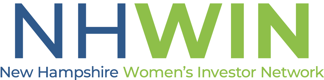 NH WIN: New Hampshire Women's Investor Network logo