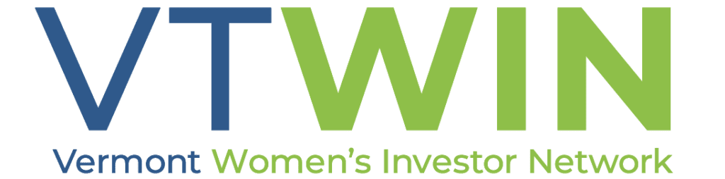 VT WIN: Vermont Women's Investor Network logo