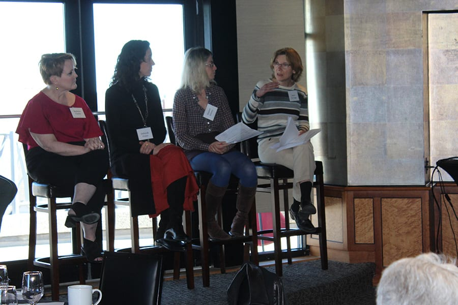 NNEWIN / VT WIN Learning Event Panel Members