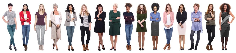 Vermont Signature Event F2019 Header, Photo of Women Investors